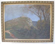 Bodajki kálvária (Spányi Béla után), művész: Knébel Terézia