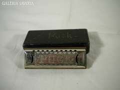 U078 Antik PUCK szájharmonika