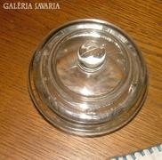 Antik üveg bonbonéros