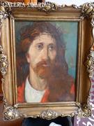 Krisztus portré.