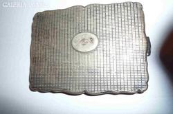 Ezüst cigarettatárca 1937-1966