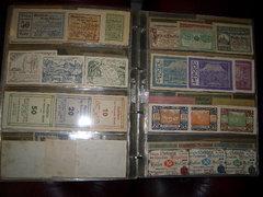 Osztrák Szükségpénz-gyűjtemény!!!---1000 Darabos---unc