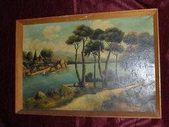 SLÁVIK festmény (631 MODELL 77  265803)