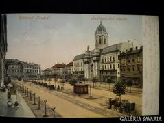A157 R4 Arad - Andrássy-téri részlet 1906