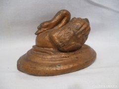 3397 J3 Antik öntöttvas hattyú szobor