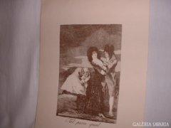 Francisco de Goya: Tal para qual.  NYOMAT