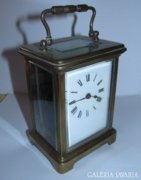 100-Year-Old French carriage clock