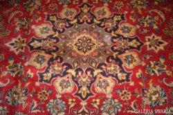 Extra luxus mélybordó Barokk perzsaszőnyeg orig.Irán 315x210