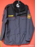 Osztrák rendőr- csendőr kabát