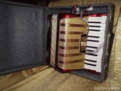 HOHNER Harmonika jó állapotu
