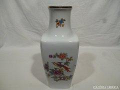 5004 Nagyméretű Hollóházi porcelán váza 37 cm