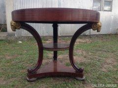 Empír asztal