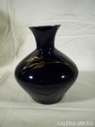 U192 C4 Régi kék színű porcelán váza