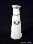 U251 B4 Régi jelzett porcelán váza Ljubljana