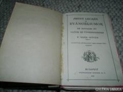 SZENT LECKÉK ÉS EVANGÉLIUMOK 1912.