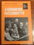 A NÜRNBERGI HUSZONKETTŐ > BURTON C. ANDRUS