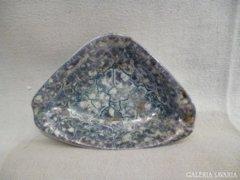 X654 F3 Régi holloházi porcelán hamutál