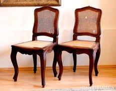 Barokk székek