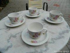 Ditmar-Urbach antik ca. 100 éves csésze készlet
