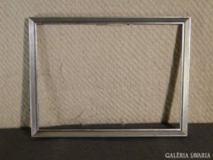 3704 Antik art deco lapezüstözött képkeret 30 x 40