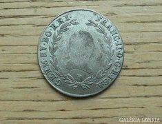 I.FERENC 20 kr. 1803 / B