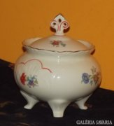 Német antik porcelán bonbonier