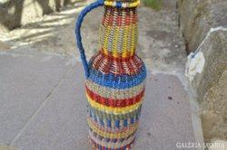 Fonott retro üveg