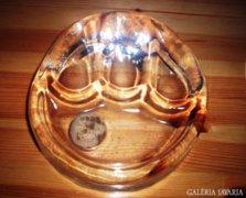Üveg asztali dísz - íróasztalra, 2 kg
