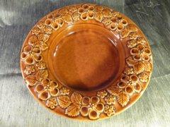 Svéd GABRIEL kerámia tányér 28 cm átmérőjű