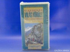 0A279 HIHETETLEN VILÁGKÖRÜLI KALANDOZÁSOK 3db VHS