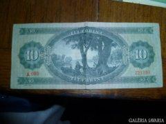 Tíz Forint - 1962. október 12.