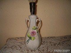 Porcelán Váza Lámpa