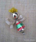 Régi üveg karácsonyfadísz