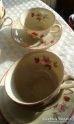 Royal Ivory KPM porcelán teás, antik