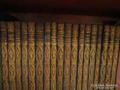 HERCZEG FERENC munkái dísz kiadás 18 kötetes 1925