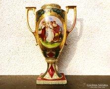 Altwien Porcelán Váza