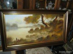 Csáky Lajos festmény eladó
