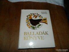 Kallós Zoltán - Balladák könyve