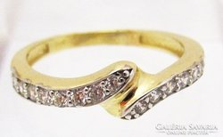 Arany gyűrű (D25-Au53677)