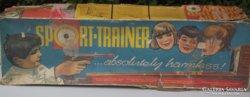 1967 TECHNOFIX NR. 318 SPORT-TRAINER/ lemezjáték