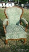 Neobarokk fotel