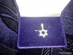Judaika arany medál.