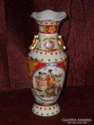 Keleti porcelán váza  ( 0031 )