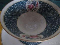 Antik Winterling Bavaria csésze aljjal