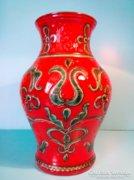 GMUNDNER váza nagy, jelzett