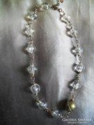 Dekoratív régi nyaklánc
