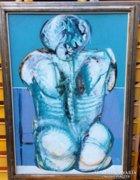 Orosz János  Ritka festménye
