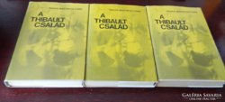 A Thibault család I-III.Roger Martin Du Gard