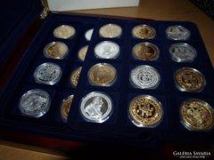 Legértékesebb magyar érmék sorozat