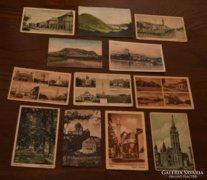 Antik képeslapok